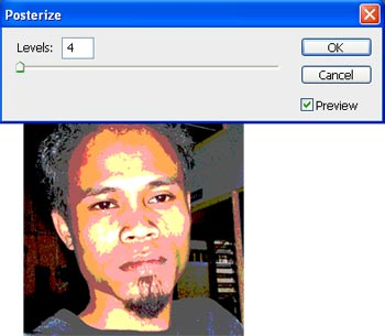 tutorial photoshop trace efek kartun 3