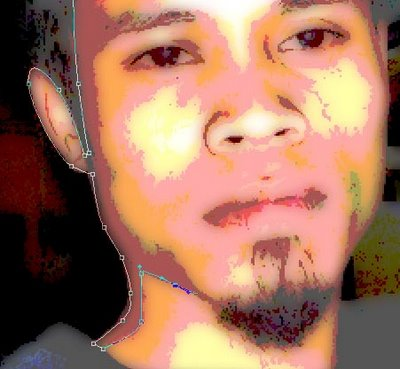 tutorial photoshop trace efek kartun 8