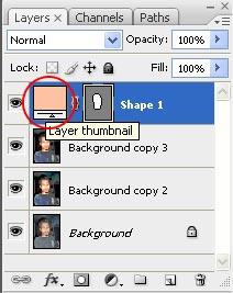 tutorial photoshop trace efek kartun 12