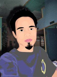 tutorial photoshop trace efek kartun 15